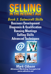 Selling in the Internet Age Book 3