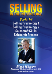 Selling in the Internet Age books 1-4