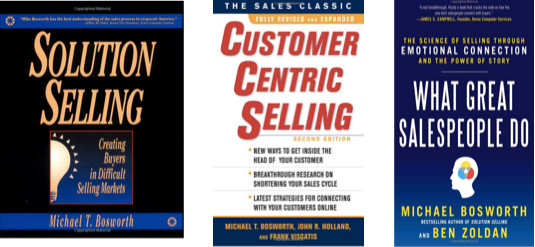 the age of selling and salespeople The new role for salespeople in the internet age is to assist customers with decision selling to the point achieves this by helping customers get clear about.