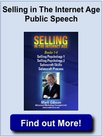 Selling in The Internet Age public speaking